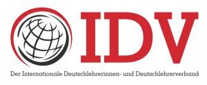Logo IDV 2015
